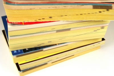 Are Telephone Books Recyclable?