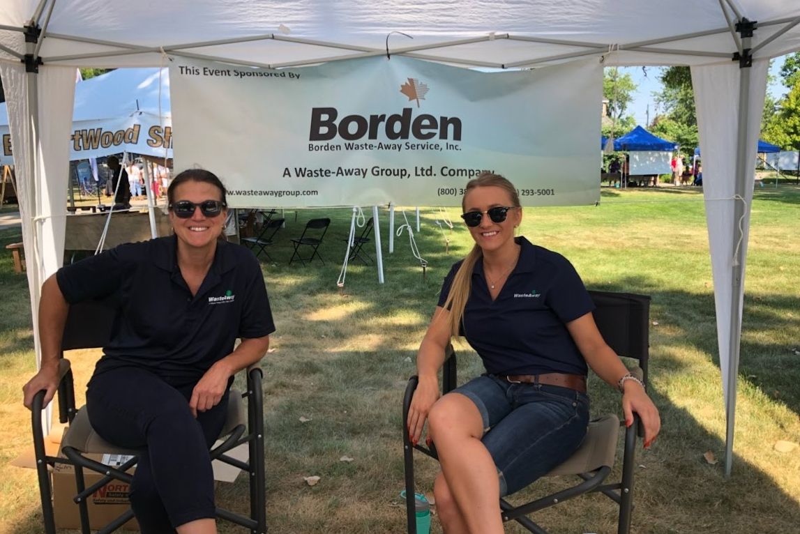 Borden Sponsors 2018 EnviroFest - Top Event Question Answered