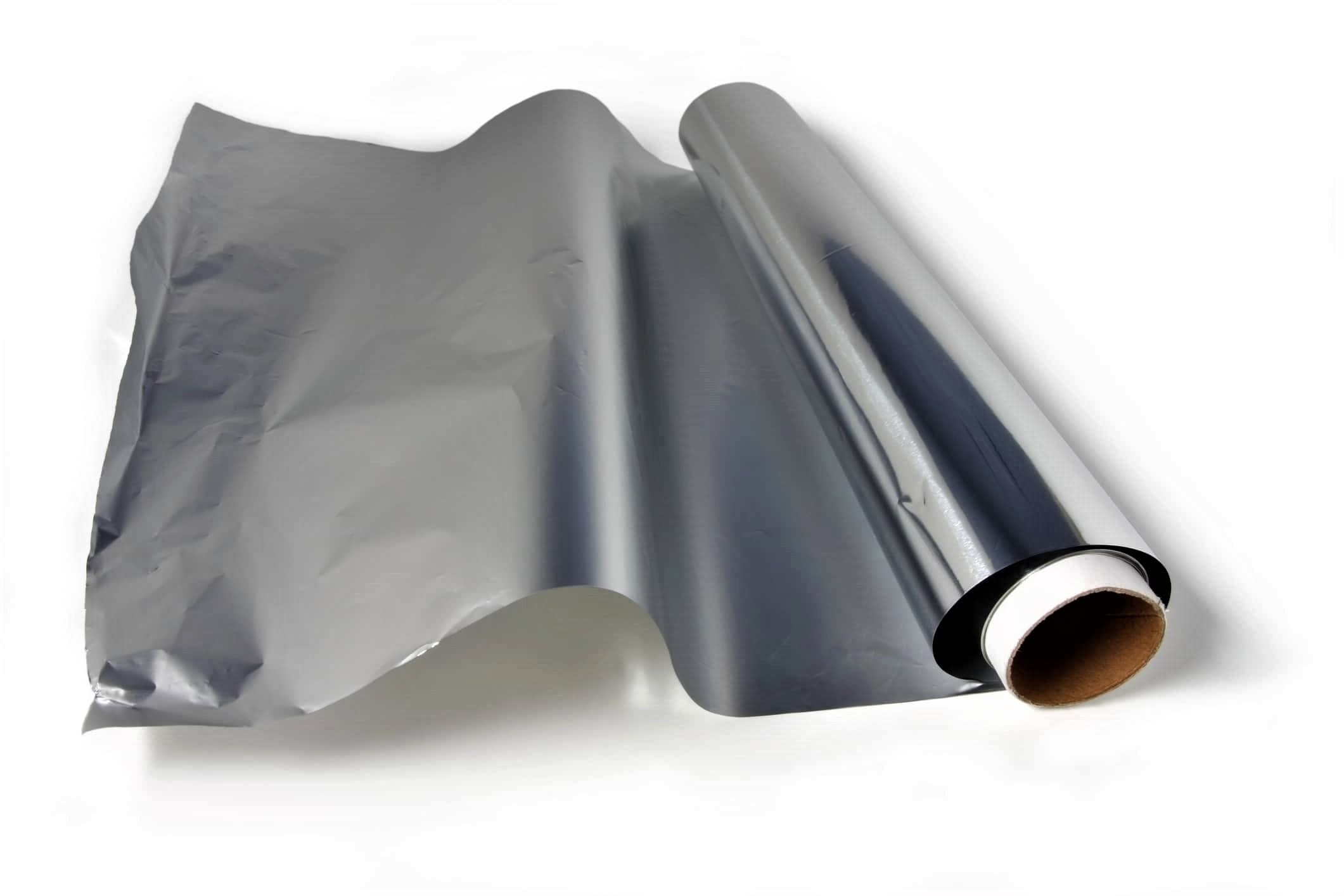 Can I Recycle Aluminum Foil?