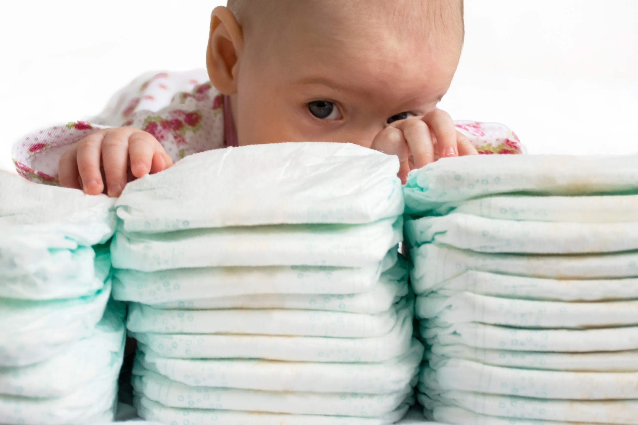 Diapers in the Landfill
