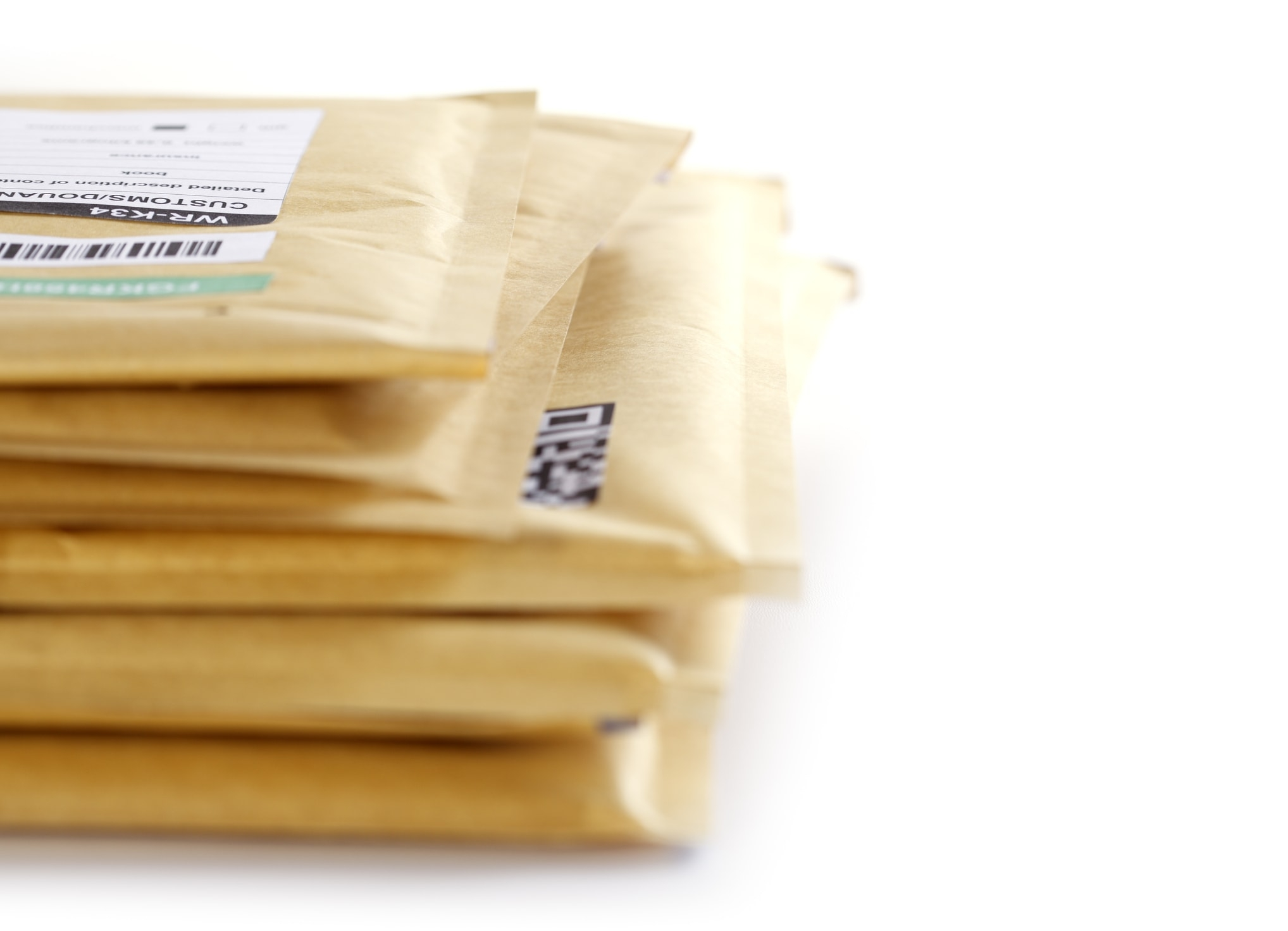 'Are Padded Mailing Envelopes Recyclable?