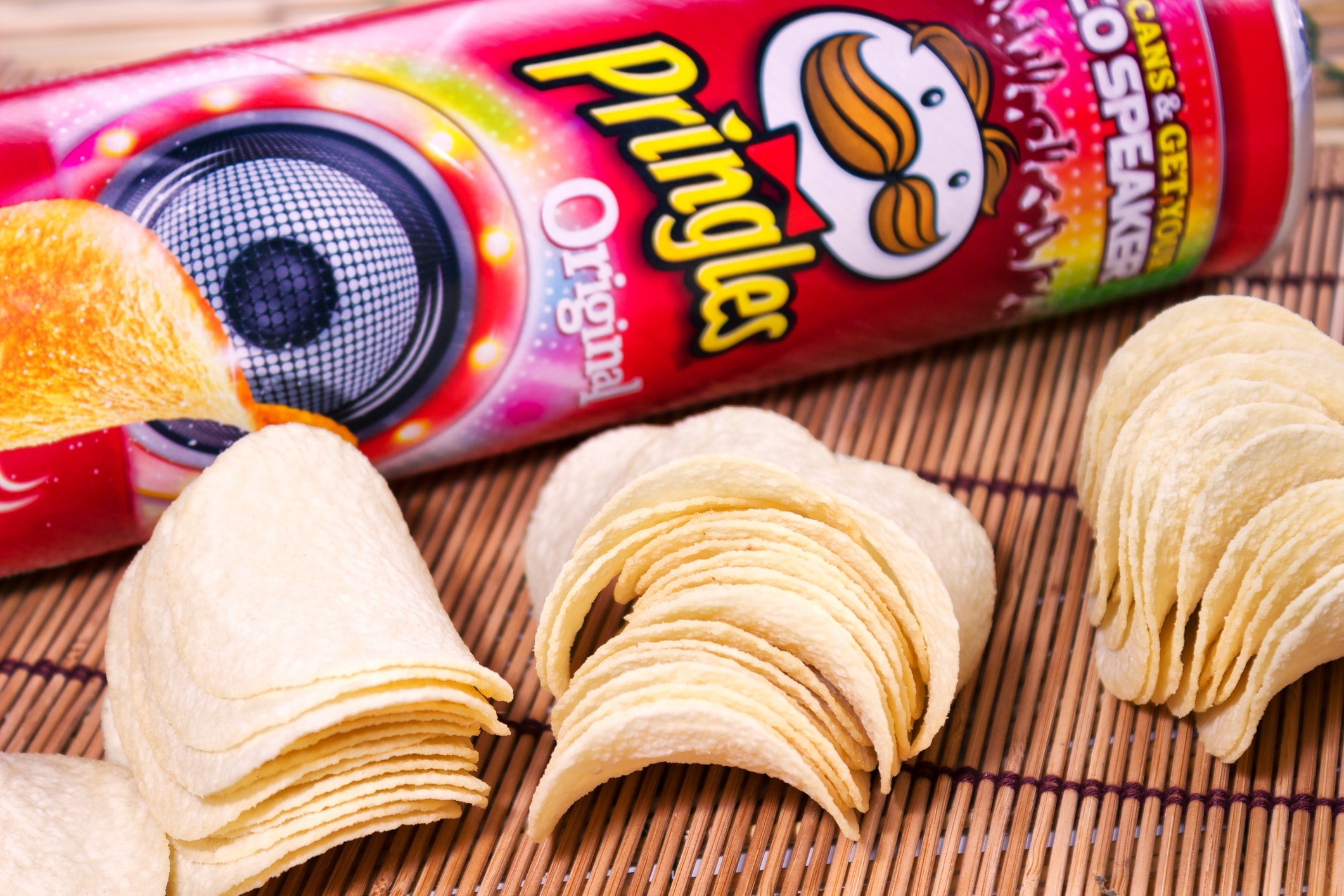 Recycle Pringle Cans?